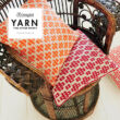 Yarn - The After Party No. 45 - Swifts Cushion horgolásminta