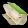 Addi Click Bamboo variálható kötőtű szett bambusz tűvégekkel