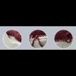 Phildar Semelles valódi bőr talp házicipő készítéséhez