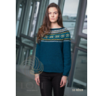 einband izlandi gyapjúfonal pulóver