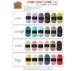 Scheepjes Home Sweet Home CAL takaró kit