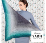 Yarn - The After Party No. 9 - Stormy Day Shawl horgolásminta