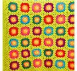 Yarn - The After Party No. 4 - Summer Garden Blanket horgolásminta