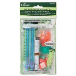 Clover Knit Mate (3003) - segédeszközcsomag kötéshez