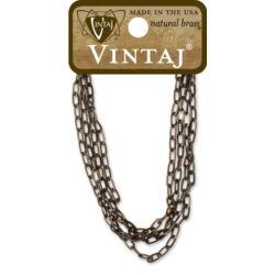 Vintaj Flat Chain Necklace - nyaklánc alap
