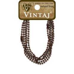 Vintaj Ball Chain Necklace - nyaklánc alap
