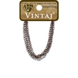 Vintaj Cable Chain Necklace - nyaklánc alap
