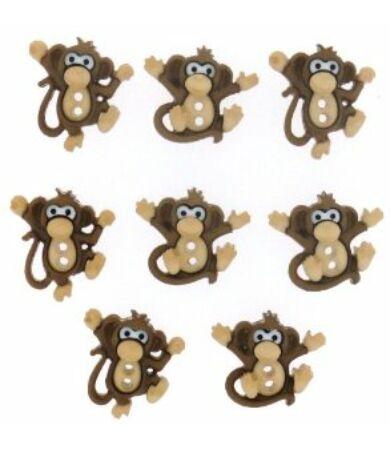 Dress It Up Gombok 7678 majmocskák
