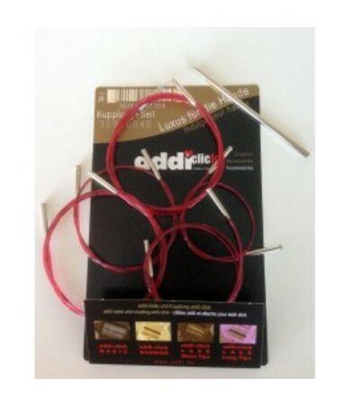 Addi Click damil csomag - lace