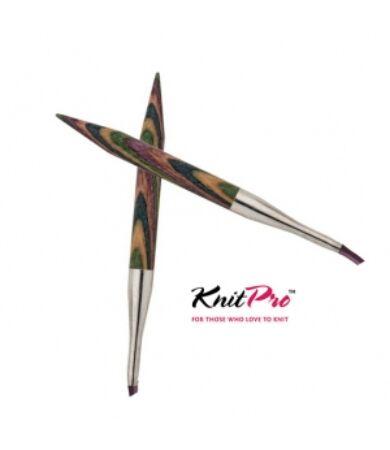 Knit Pro Symfonie rövid cserélhető tűvégek 40 cm-es körkötőtűhöz