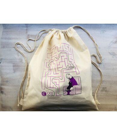 vászon hátizsák project bag