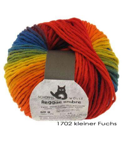 Schoppel Wolle Reggae Ombre színátmenetes gyapjú fonal