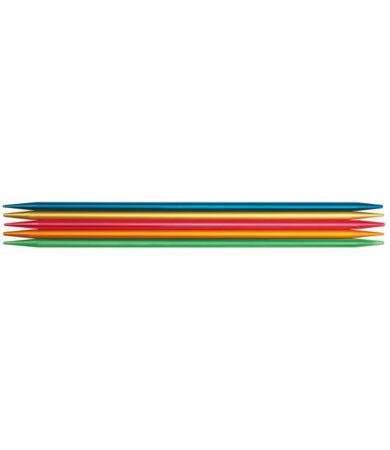 Addi Colibri zoknikötőtű - kétféle típusú tűvéggel
