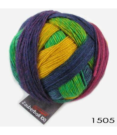 Zauberball 100 színátmenetes 100% merinoi gyapjú zoknifonal