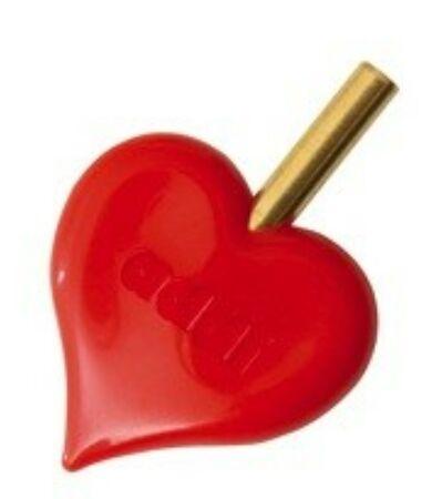Addi Heart Stopper - 2db végzáró Addi Click damilokhoz
