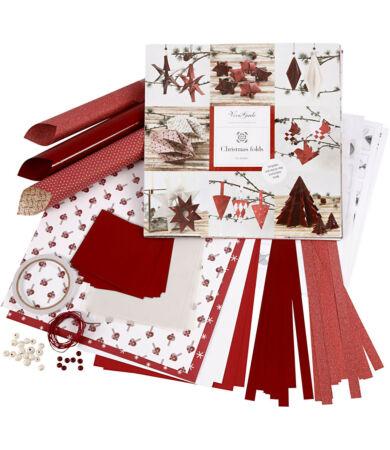 CC Hobby karácsonyi papír dekoráló csomag