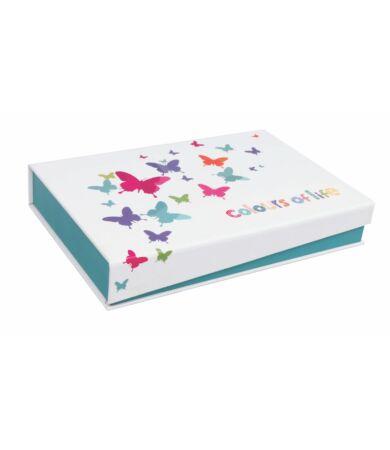 Knit Pro Ajándékdoboz Colours of Life kötőtű szett