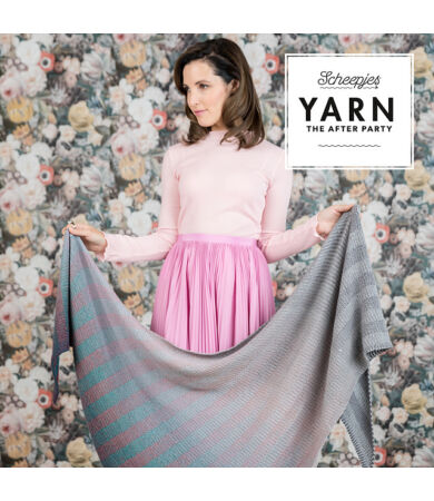 Yarn - The After Party No. 19 - Read Between the Lines kötésminta