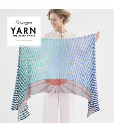 Yarn - The After Party No. 30. - Alto Mare Wrap horgolásminta