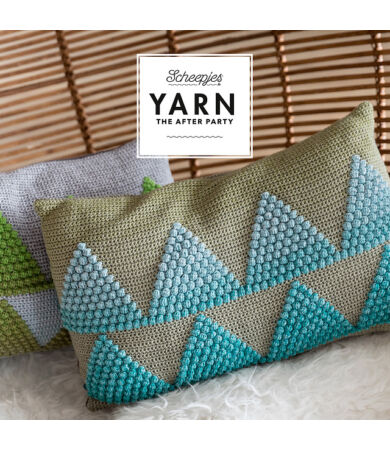 Yarn - The After Party No. 17 - Wild Forest Cushions horgolásminta