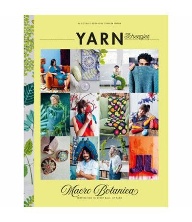 scheepjes yarn magazin 11. szám Micro Botanica