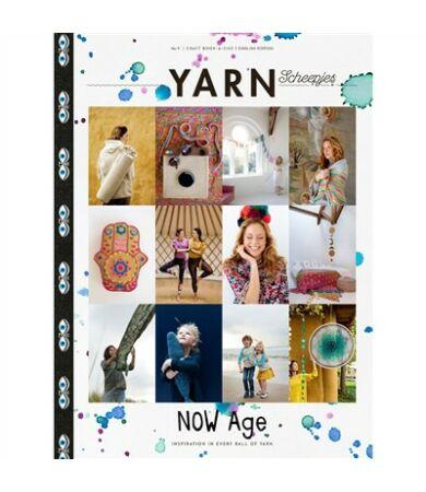 scheepjes yarn magazin 9. szám Now Age