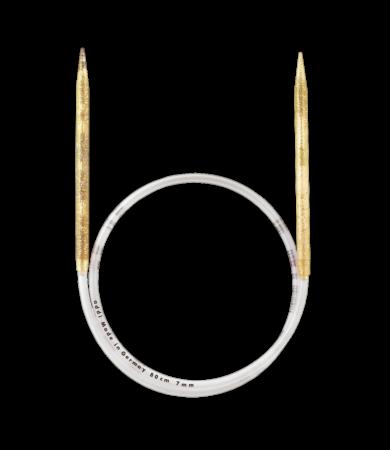 Addi extra vastag (műanyag) körkötőtű 7 mm
