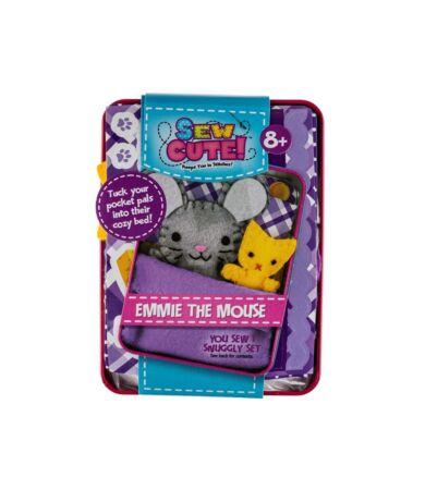 Kreatív állatkák dobozban - Emmie, az egér
