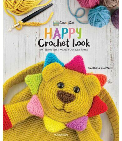 Happy Crochet Book amigurumi könyv