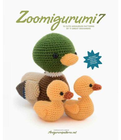 zoomigurumi 7 amigurumi könyv