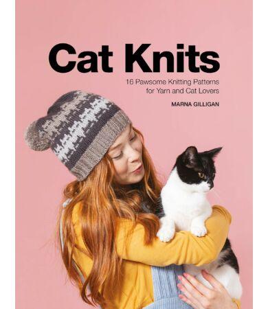 Cat Knits macskás kötés könyv