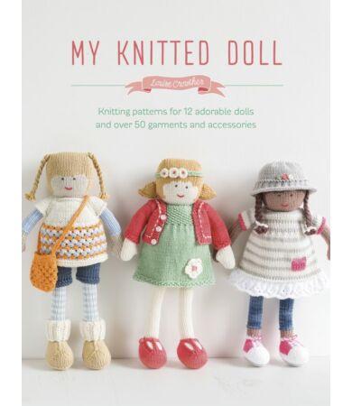 My Knitted Doll kötött babák könyv