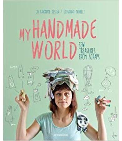 My Handmade World varrás könyv