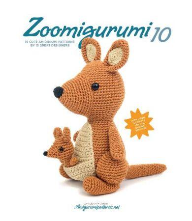 zoomigurumi 10 amigurumi könyv
