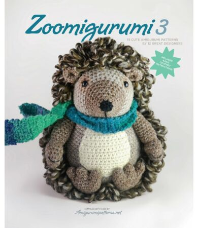 zoomigurumi 3 amigurumi könyv