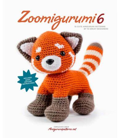 zoomigurumi 6 amigurumi könyv