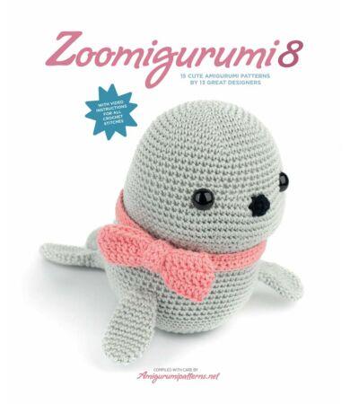 zoomigurumi 8 amigurumi könyv