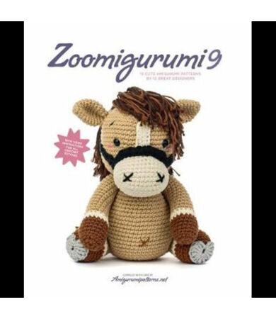 zoomigurumi 9 amigurumi könyv