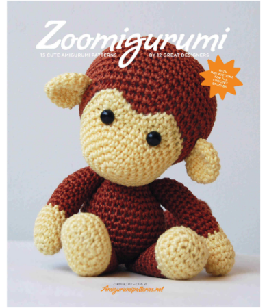 zoomigurumi 1 amigurumi könyv