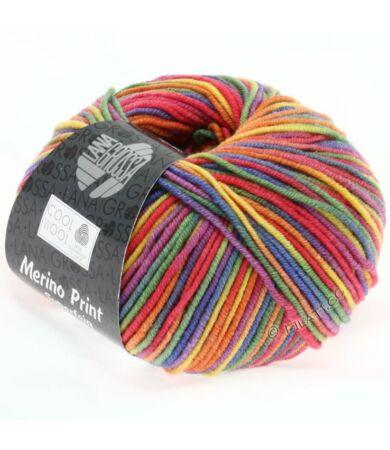 Lana Grossa Cool Wool Print gyapjú fonal
