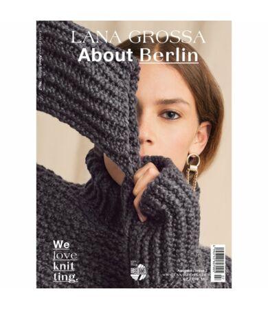 Lana Grossa Filati About Berlin No. 7. szám magazin