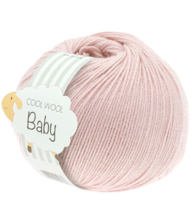 Lana Grossa Cool Wool Baby merinógyapjú fonal