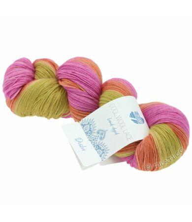Lana Grossa Cool Wool Lace HAND-DYED fonal