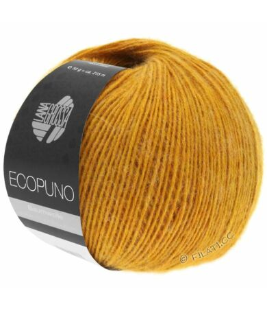 Lana Grossa Ecopuno pamut, gyapjú, alpaka fonal