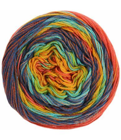 Lana Grossa Fresco színes pamut fonal