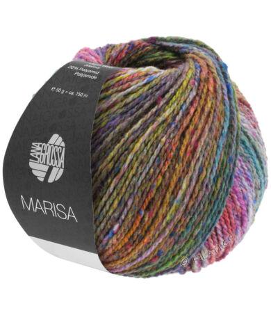 Lana Grossa Marisa színes gyapjú fonal