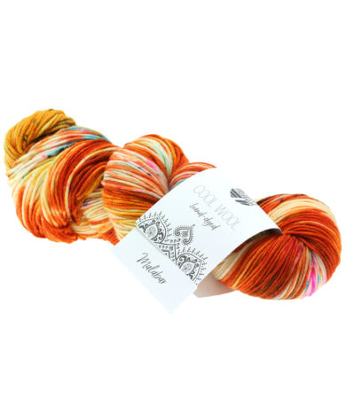 Lana Grossa Cool Wool kézzel festett merinógyapjú fonal