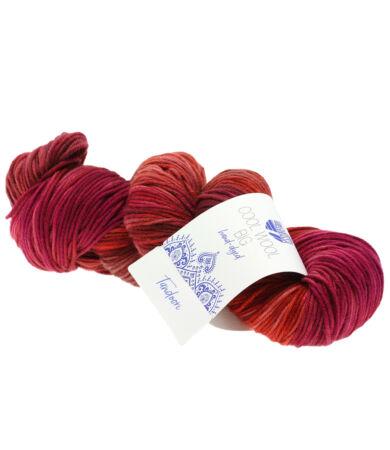 Lana Grossa Cool Wool Big kézzel festett gyapjú fonal