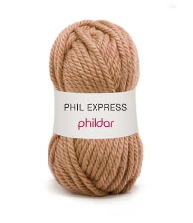 Phil Express fonal