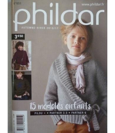 Phildar mini magazin nr. 651